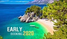 Early Booking 2020 - prihranite 25%